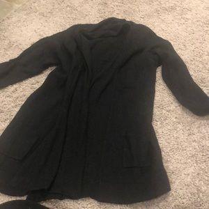 Jcrew drapey sweater